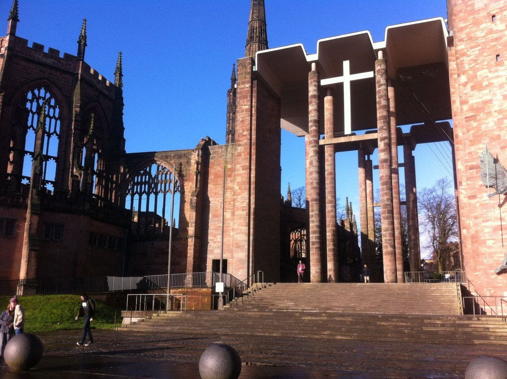 Coventry Cathedral by Marieke Guy, CC0