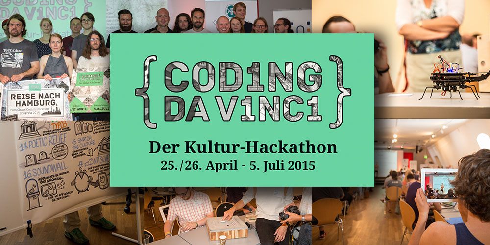 CC-BY Coding da Vinci, Volker Agueras Gaeng